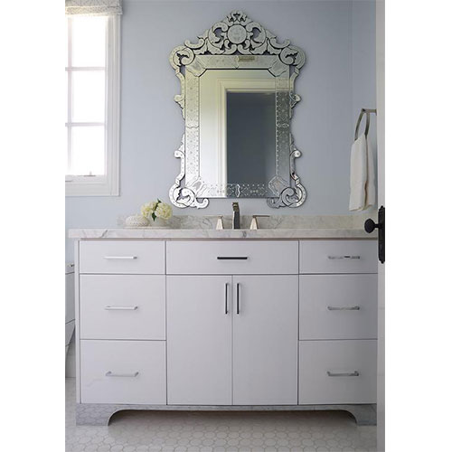 Bathroom Mirror Uae atlanta venetian mirror - bathroom venetian mirror and besine
