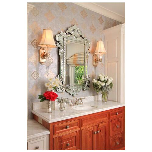 Small Venetian Mirror Octa Bathroom Venetian Mirror And Venetian