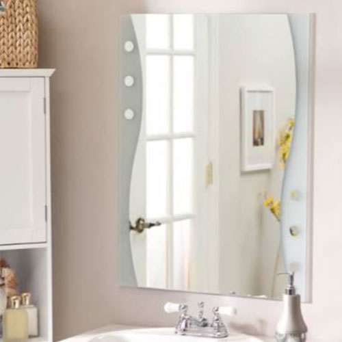 Framed Bathroom Bessin Mirror - BM08