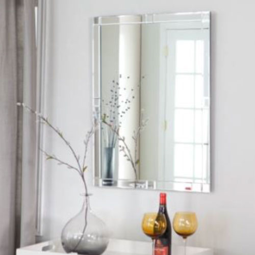 Frameless Bathroom Bessin Mirror - BM09