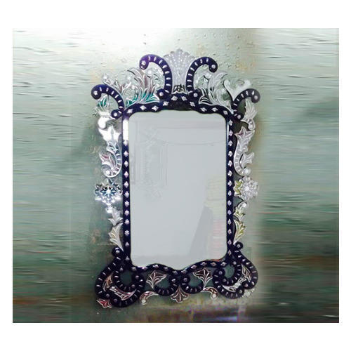 Colored Venetian Mirror - CVM03