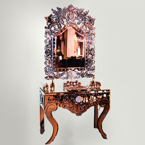 Venetian Glass Furniture
