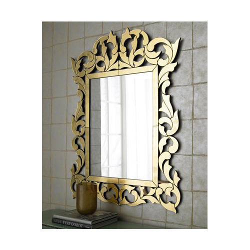 Golden Venetian Mirror - CVM04