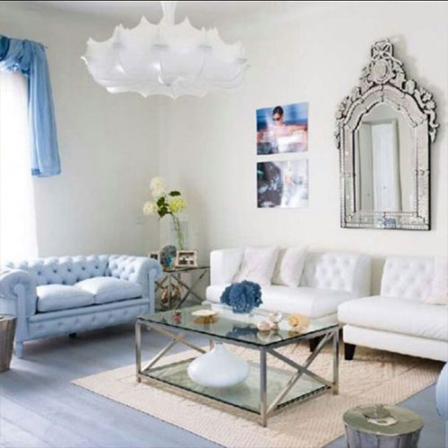 Living Room Venetian Mirror - VM46