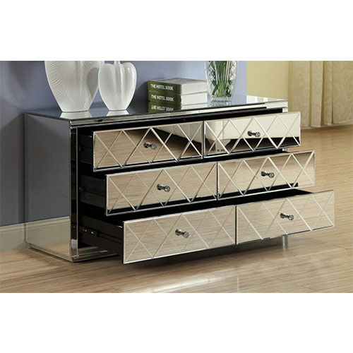 Mirror Chest Dressing Table - MF01