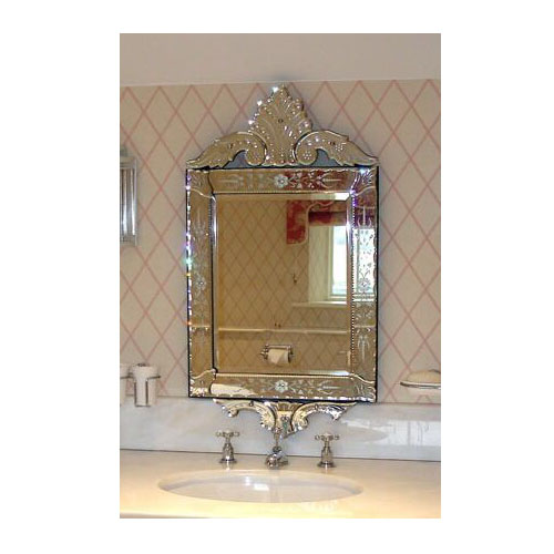 Wall Mounted Small Mirror  - SM03