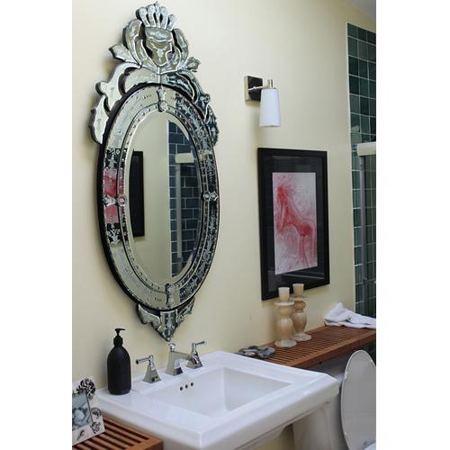 Small Venetian Mirror OctaItem Code