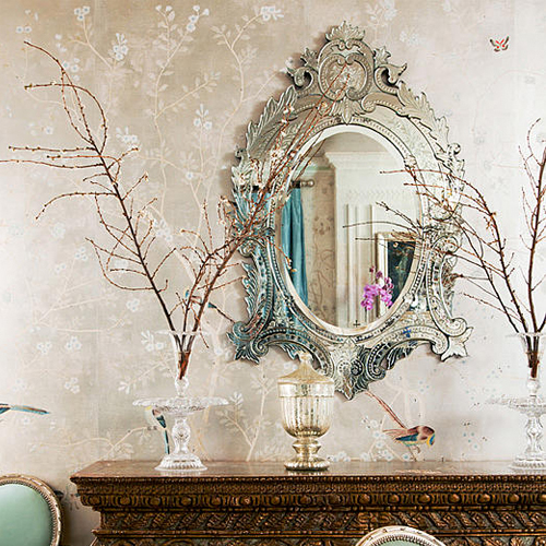 Stylish Venetian Mirror - VM04