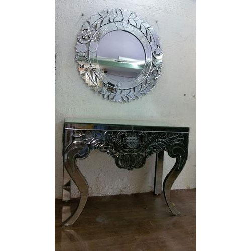 Venetian Console with Mirror