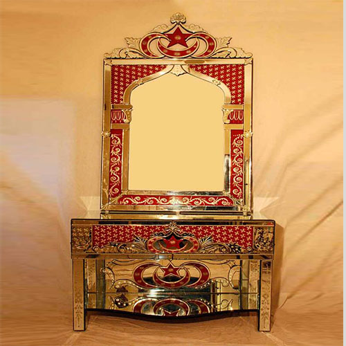 Venetian Mirror Furniture